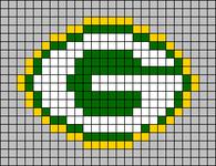 Alpha pattern #57465