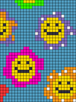 Alpha pattern #57467