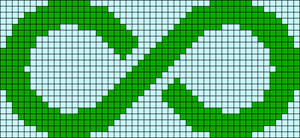 Alpha pattern #57469