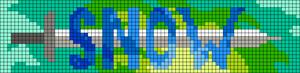 Alpha pattern #57472