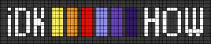 Alpha pattern #57474