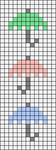 Alpha pattern #57475