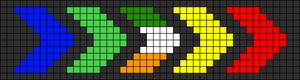 Alpha pattern #57476