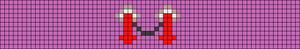 Alpha pattern #57478