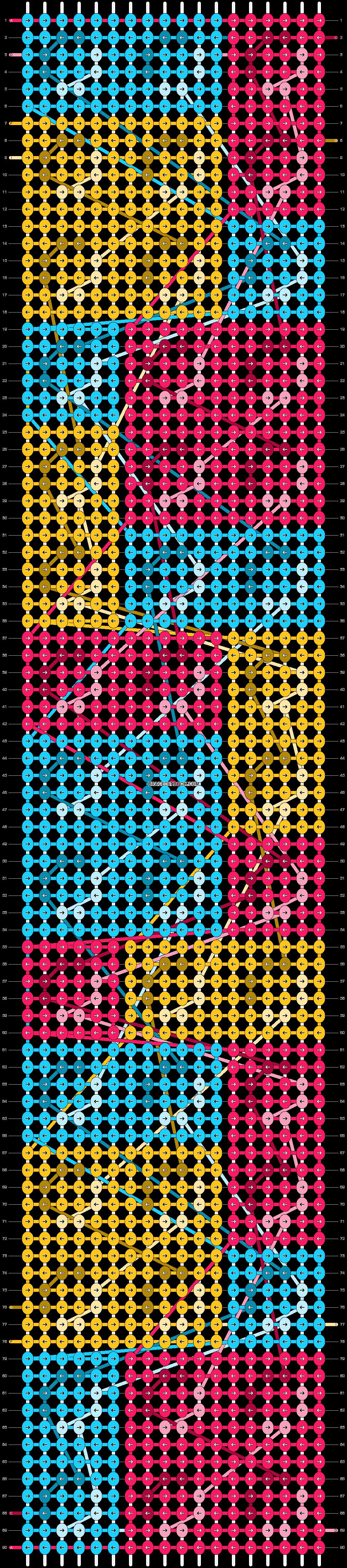 Alpha pattern #57493 pattern