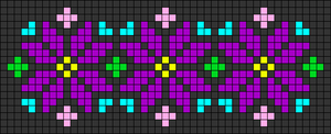 Alpha pattern #57499