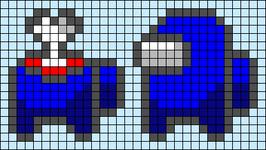 Alpha pattern #57501