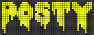 Alpha pattern #57506