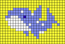 Alpha pattern #57512