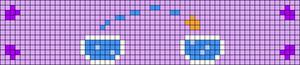Alpha pattern #57517