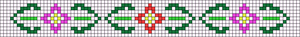 Alpha pattern #57527