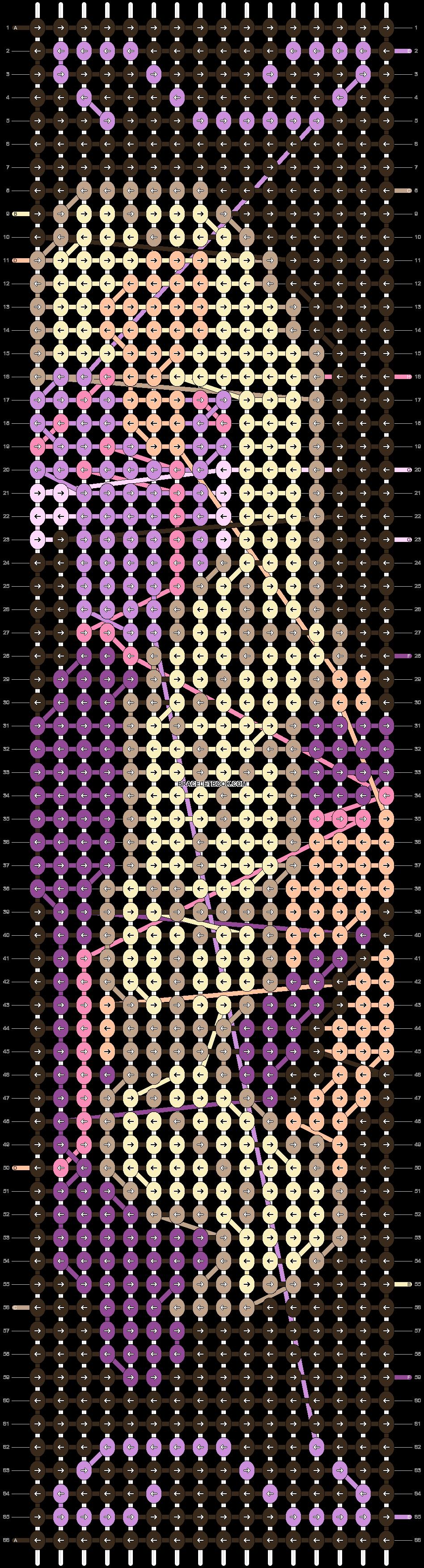 Alpha pattern #57531 pattern