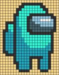 Alpha pattern #57533