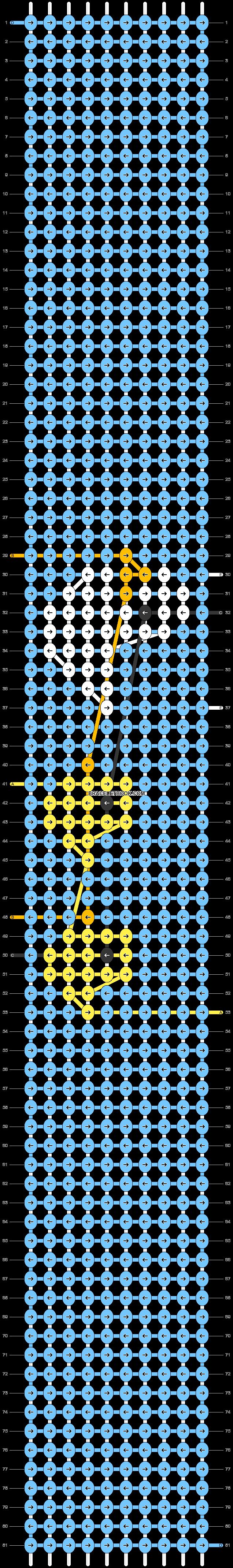 Alpha pattern #57534 pattern