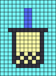 Alpha pattern #57541