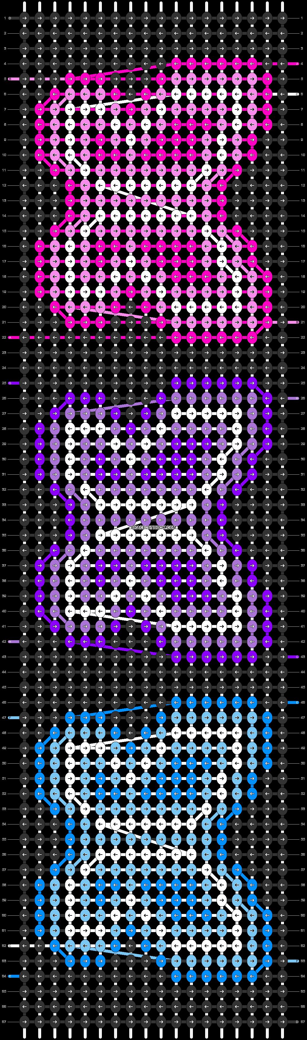 Alpha pattern #57560 pattern