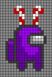 Alpha pattern #57567
