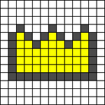 Alpha pattern #57571