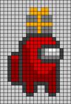 Alpha pattern #57572