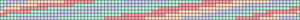 Alpha pattern #57575