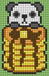 Alpha pattern #57584