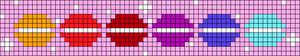 Alpha pattern #57598