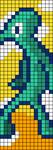 Alpha pattern #57609