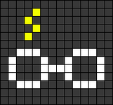 Alpha pattern #57611