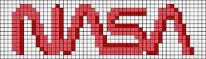 Alpha pattern #57624