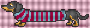 Alpha pattern #57641