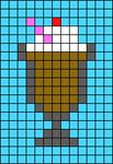 Alpha pattern #57648