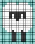Alpha pattern #57650