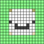 Alpha pattern #57666