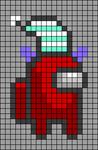 Alpha pattern #57673