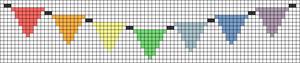 Alpha pattern #57691