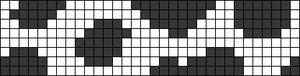 Alpha pattern #57698