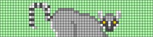 Alpha pattern #57700