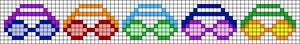 Alpha pattern #57703