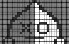 Alpha pattern #57710
