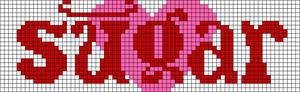 Alpha pattern #57714