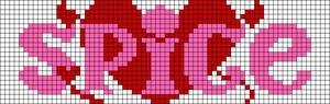 Alpha pattern #57715