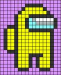 Alpha pattern #57717