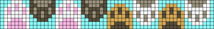 Alpha pattern #57722