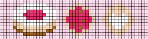 Alpha pattern #57724
