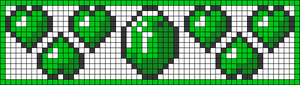 Alpha pattern #57728