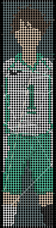 Alpha pattern #57731 pattern
