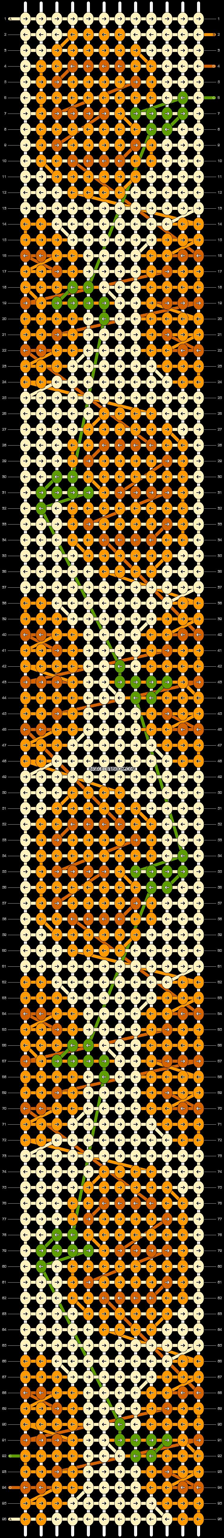Alpha pattern #57748 pattern