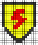 Alpha pattern #57756
