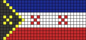 Alpha pattern #57804