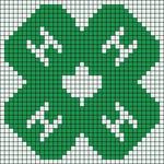 Alpha pattern #57828